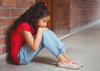 Duluth GA BrainCore Neurofeedback Depressed Young Girl